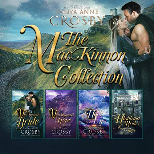 The MacKinnon Collection (The Highland Brides)